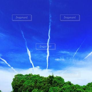 こんな雲、初めて見たー💦の写真・画像素材[1259405]
