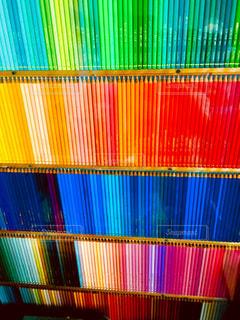 500色の色鉛筆の写真・画像素材[1274694]