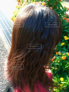 艶ピカの髪‼️の写真・画像素材[1646972]