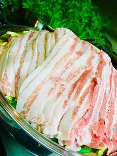 食事,野菜,鍋,食品,肉,晩御飯,豚,夕食,バラ肉