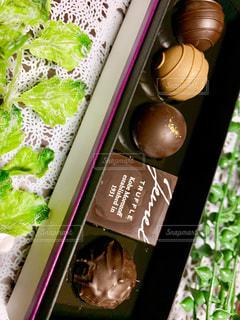 食べ物,プレゼント,箱,丸,食品,バレンタイン,食材,複数,物