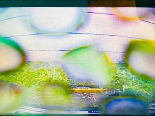 雨,草,カラー,しずく,フロントガラス,多色,へい