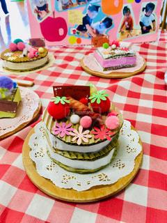 どのケーキにしますか?の写真・画像素材[2130356]