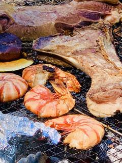 お肉もいいけど魚もいいヨ❤️の写真・画像素材[2367681]