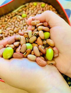 今年の収穫の写真・画像素材[2799843]