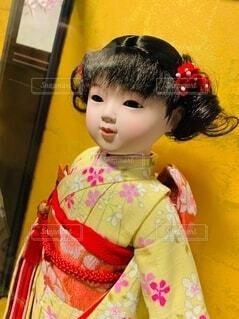 市松人形の写真・画像素材[4213479]