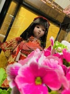 市松人形の写真・画像素材[4213558]