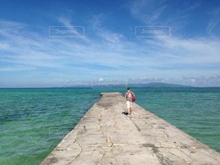 竹富島 西桟橋の写真・画像素材[1207258]