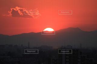 夕暮れの街の写真・画像素材[1269352]