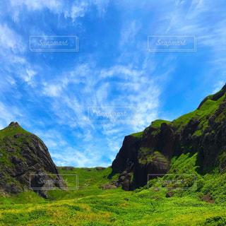 山と空の写真・画像素材[2212806]