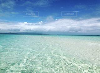幻の島の写真・画像素材[1218637]