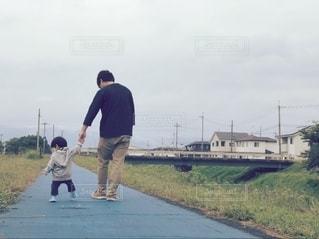 散歩の写真・画像素材[2551298]