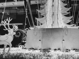 建物,屋内,大阪,ピンク,カラフル,青,モノクロ,紫,室内,気球,アート,風船,白黒,イルミネーション,ライトアップ,キラキラ,クリスマス,鹿,梅田,バルーン,装飾,明るい,デート,クリスマスツリー,カラー,2020,電飾,熱気球,キレイ,塗装,グランフロント大阪,PR,黒と白,シャンパンゴールド,クリスマス ツリー,グランフロントクリスマス