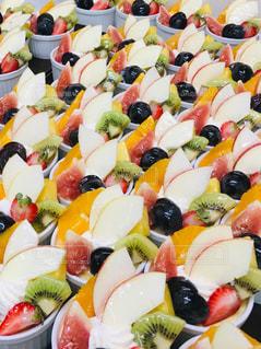 スイーツ,デザート,フルーツ,果物,甘い,プリンアラモード