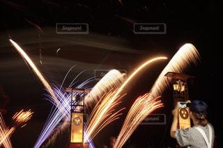 ござれ祭りの写真・画像素材[1417923]