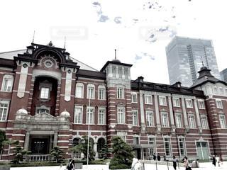 東京駅の風景の写真・画像素材[1274452]