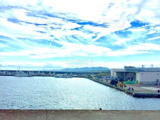 港の風景の写真・画像素材[1394989]