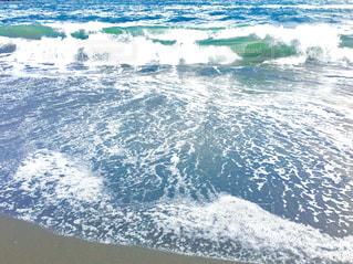 波並サイズの写真・画像素材[1394990]