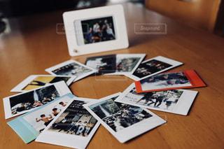 アルバムの写真・画像素材[1421902]