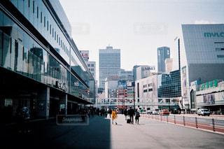 街の通りの写真・画像素材[705717]