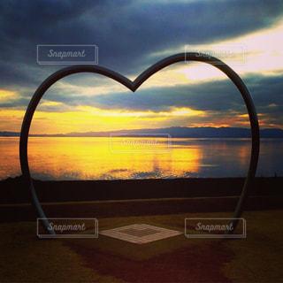恋人の聖地の写真・画像素材[1272759]