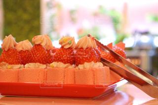 スイーツ,ケーキ,赤,いちご,フルーツ,紅,食べ放題,フレッシュ,イチゴ,あまおう