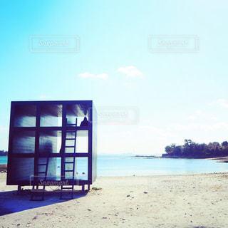 アート島 佐久島 おひるねハウスの写真・画像素材[1196178]
