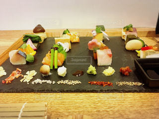 京都 アウームの手まり寿司の写真・画像素材[1196197]