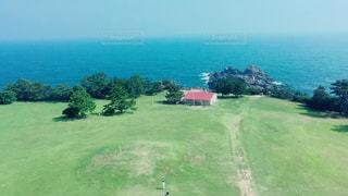 本州最南端 和歌山 串本 潮岬の写真・画像素材[1202221]