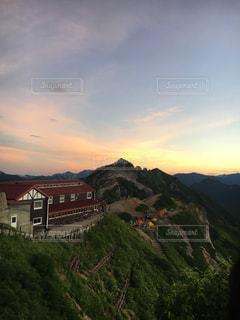 燕岳の写真・画像素材[1411455]