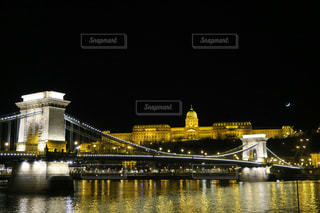ブダペスト夜景の写真・画像素材[1215144]