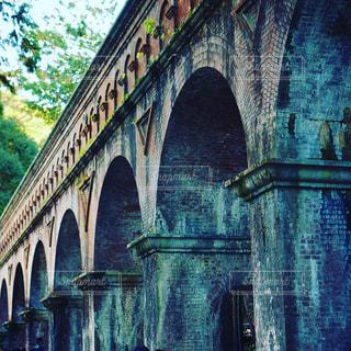 京都市南禅寺の水路閣の写真・画像素材[1202191]