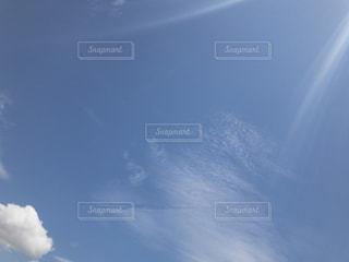 自然,空,屋外,白,青空,青,Sky,梅雨の晴れ間