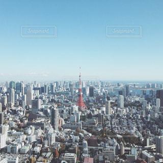 大都市の風景の写真・画像素材[1217796]