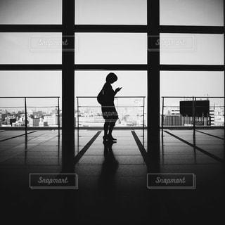 silhouetteの写真・画像素材[1219419]