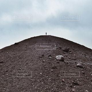 富士登山の写真・画像素材[1405302]