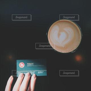 カフェの写真・画像素材[1411066]