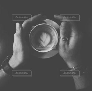 カフェの写真・画像素材[1411085]