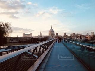 ロンドンの風景の写真・画像素材[1195970]