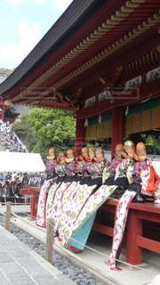 鎌倉で行事の写真・画像素材[1196395]