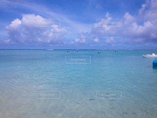 グアムのビーチの写真・画像素材[1217410]