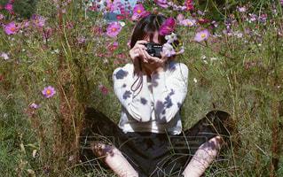女性の写真・画像素材[244953]