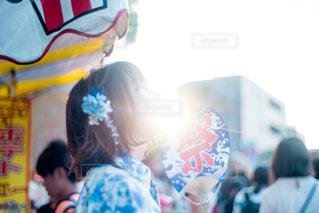 お祭りの写真・画像素材[1449680]