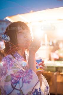 平成最後のお祭りの写真・画像素材[1449685]