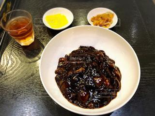 ジャージャー麺の写真・画像素材[2081568]