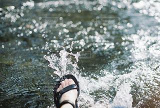水遊びの写真・画像素材[3512125]