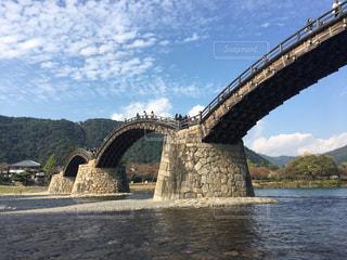 岩国錦帯橋の写真・画像素材[1201276]