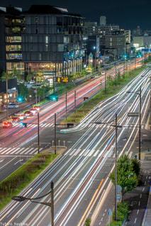 夜景,京都,一眼レフ
