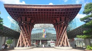 金沢駅の写真・画像素材[1203472]