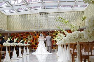 結婚式の写真・画像素材[1232154]